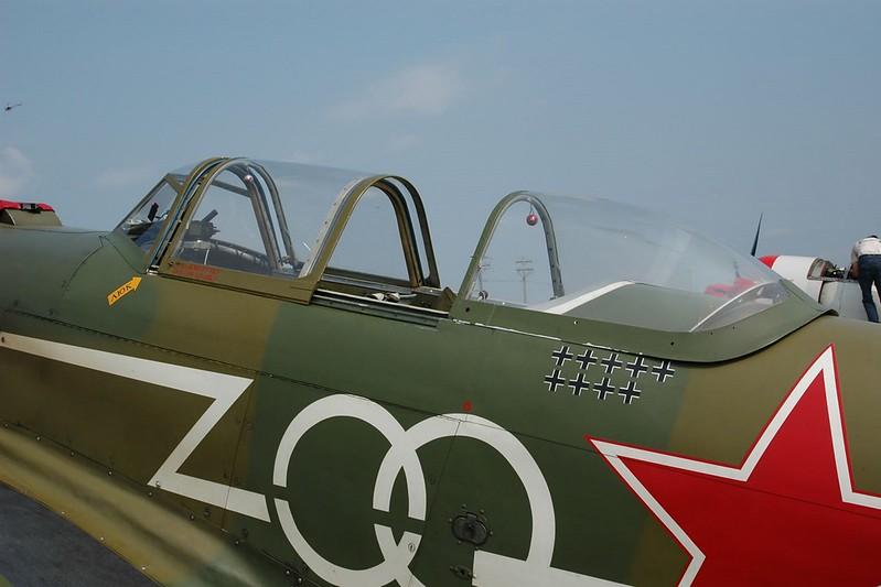 Yak-9U 3