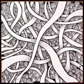 Zentangle 200 | by Laurel Storey, CZT