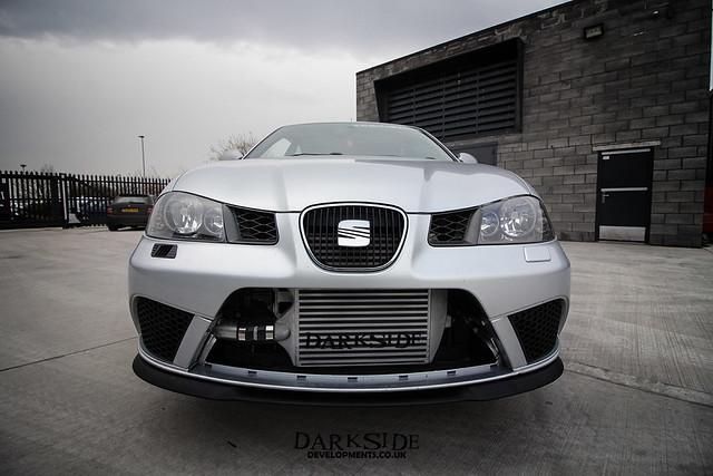Ibiza FR Track Car - GTB2056VK 50% Injectors