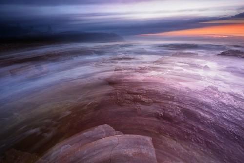 aus australia newsouthwales swanseaheads nikond750 nikon1635mmf4 sunrise seascape chalkybeach