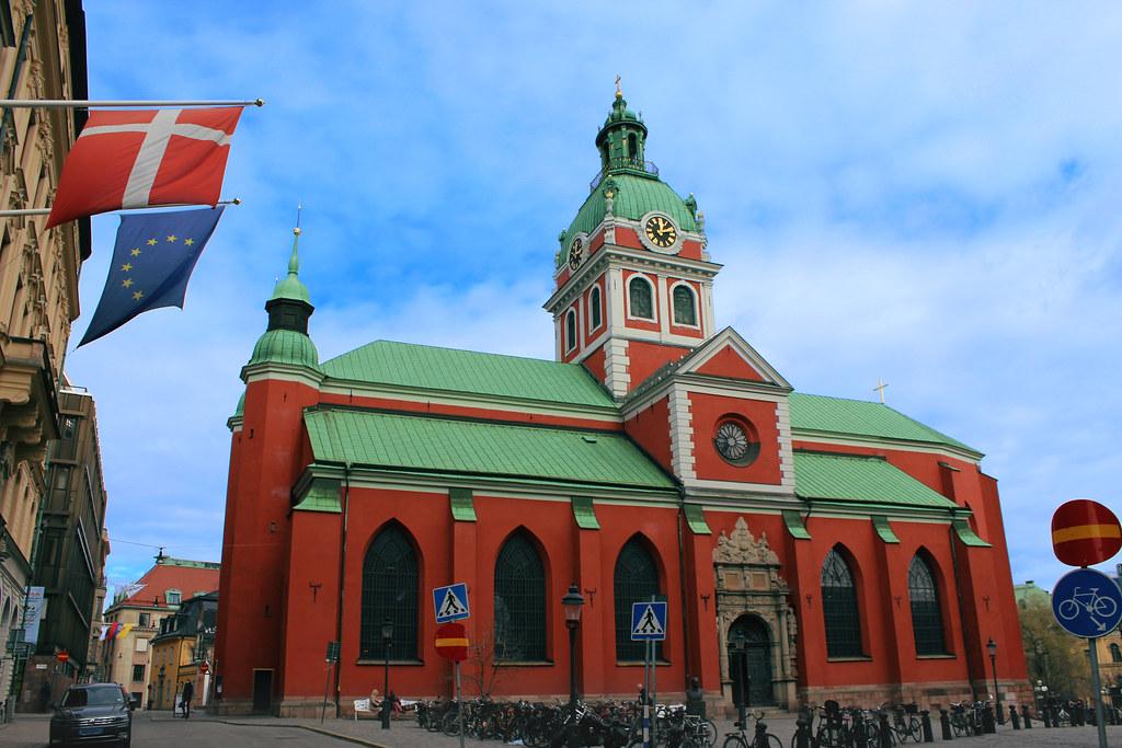 Saint James's Church, Stockholm