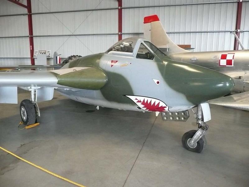 de Havilland Vampire.MkIV 1