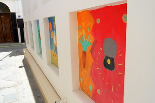 Shaikh Ebrahim bin Mohammed Al Khalifa - Children's Art Exhibit | by rougetete