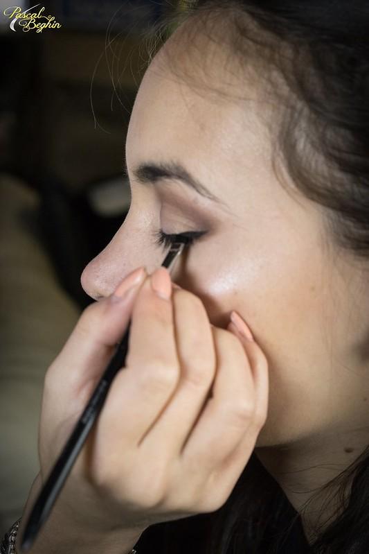 Laura F (Maquillage de Cassandra)