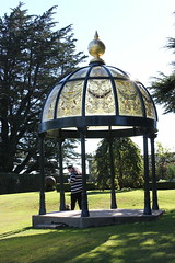 Cupola at Larnach Castle
