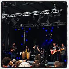 Los Paja Brava #5mei2017 #gelderland #bevrijdingsfestival #wageningen