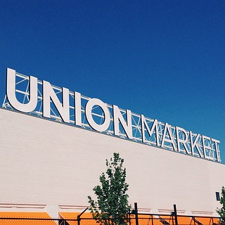 Ahh, Union Market #vscocam | by Jared Cunha