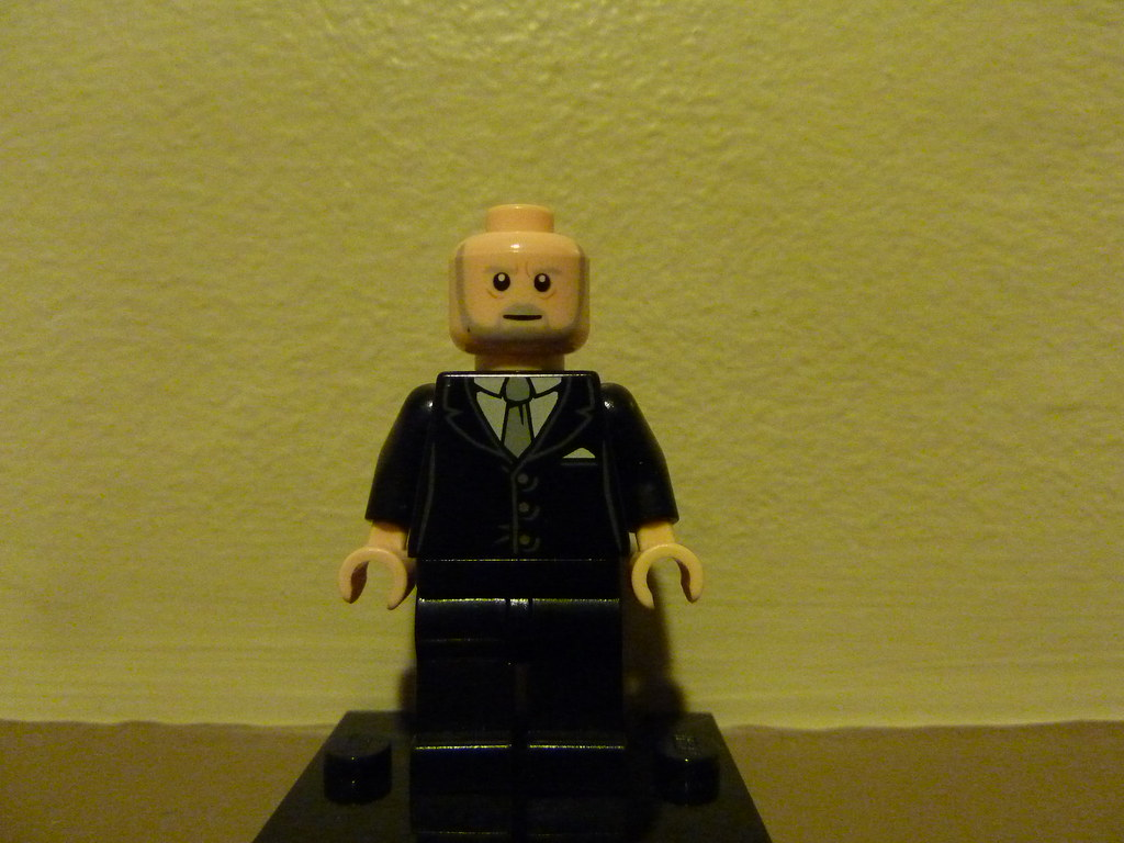 Obadiah Stane Mini figure Iron Man
