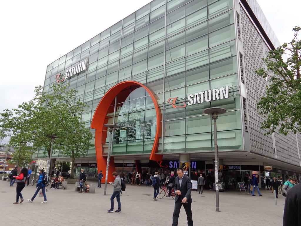 Saturn Hamburg Mönckebergstr Vitalis Fotopage Flickr