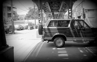 Ford Bronco - Blue Line - Chicago | by Fogel's Focus