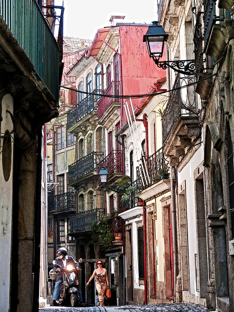 Streets of Porto!