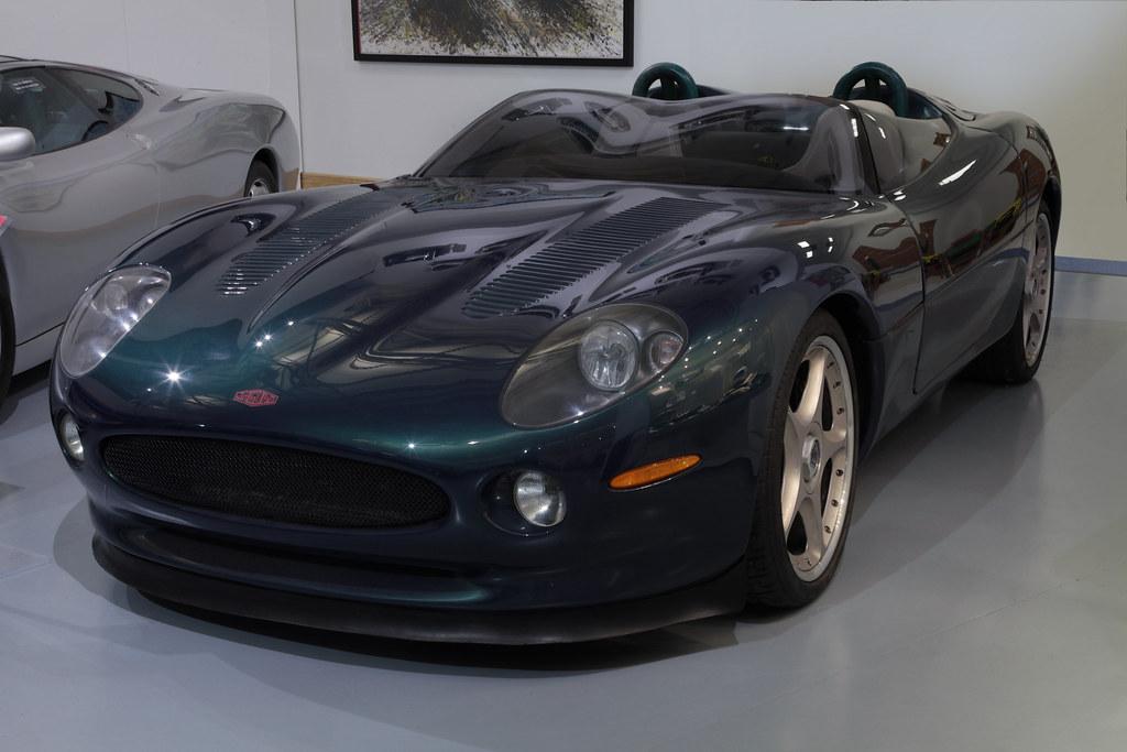 Jaguar XK 180 (1999) | The Jaguar XK 180 was a concept car ...