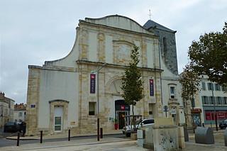 La Rochelle: église Saint-Nicolas | by Simenon.com