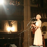 Wed, 11/09/2013 - 8:43pm - Laura Marling fills St. Ann's with her beautiful voice and sharp lyrics. Hosted by Rita Houston. Photo by Laura Fedele