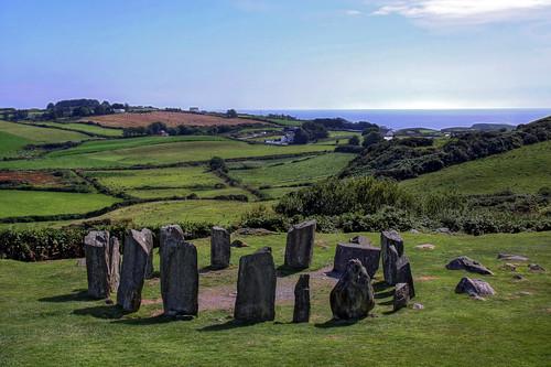 europe cork magic superstition countycork stonecircle drombeg republicofireland glandore drombegstonecircle recumbentstonecircle druidsaltar