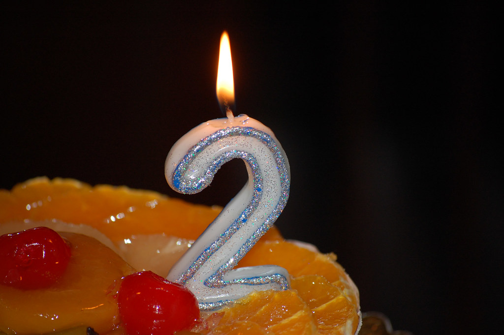 Birthday Candle On Jelly Cake Hd Wallpaper 1600 1064 Flickr