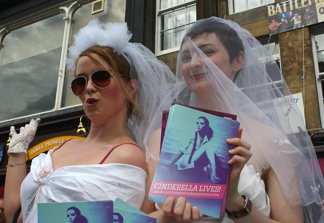 Edinburgh Fringe 2013: Cinderella Lives!