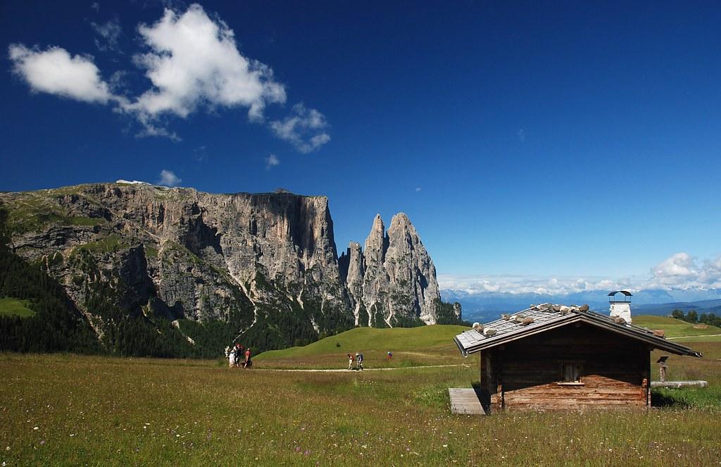 Dolomites - Sciliar