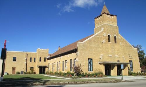 oklahoma ok churches haskellcounty stigler northamerica unitedstates us