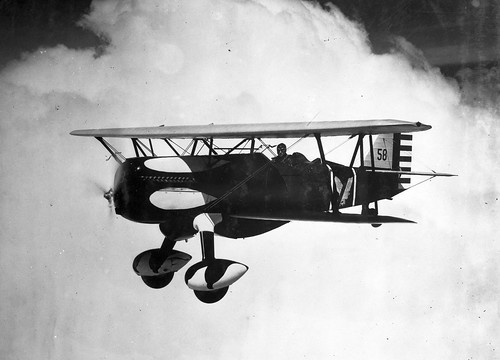 Curtiss P-6E 17th Pursuit Squadron