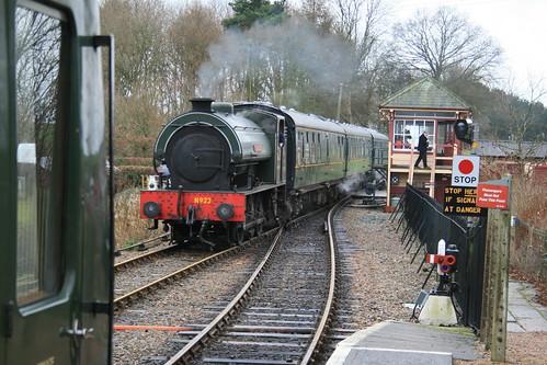Kent & East Sussex Railway, Tenterden