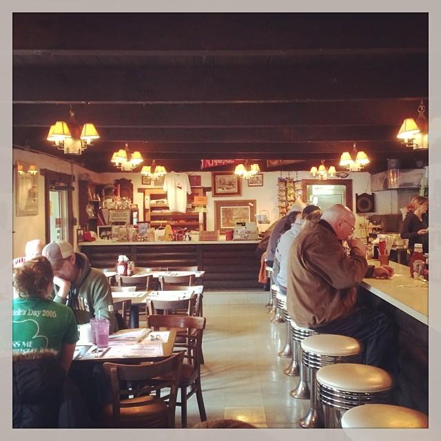 G Lodge Restaurant Phoenixville Pa Pennsylvania Retro Ro