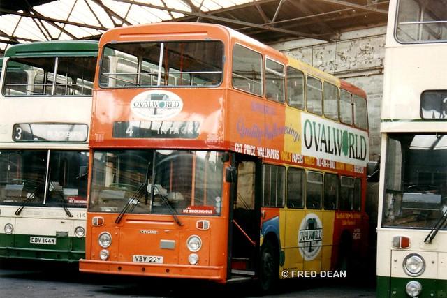 Blackburn Transport 22 (VBV22Y).