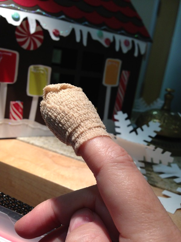 ET finger