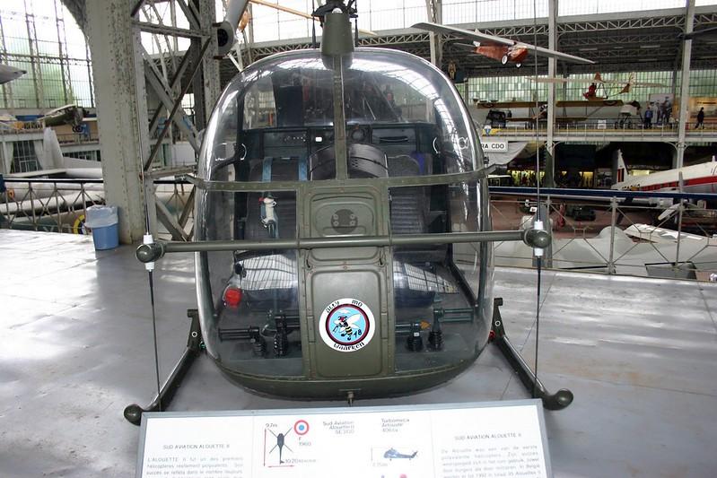 Alouette II SE3130 2