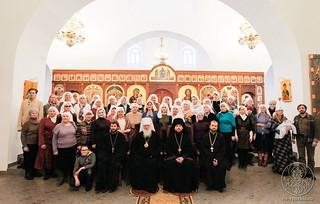 Литургия в Софийском соборе 510