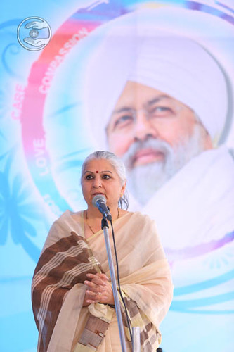 SNM Zonal Incharge, Holy Sister Mohini Ahuja Ji