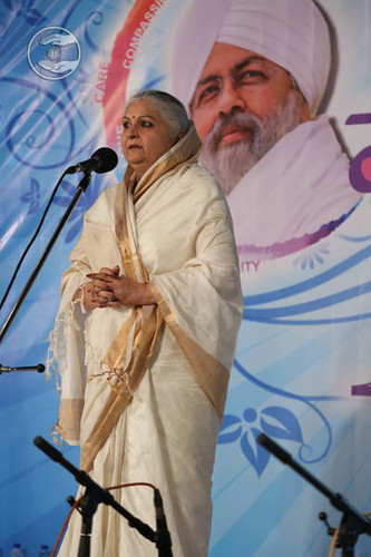 SNM Zonal Incharge, Holy Sister Mohini Ahuja Ji from Hyderabad, Telangana