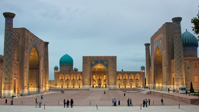 Samarkand /Samarqand ( Explore )