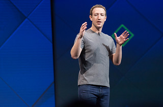 Facebook F8 2017 San Jose Mark Zuckerberg   by Anthony Quintano