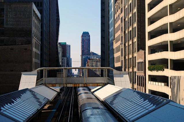 Wabash & Jackson, Chicago