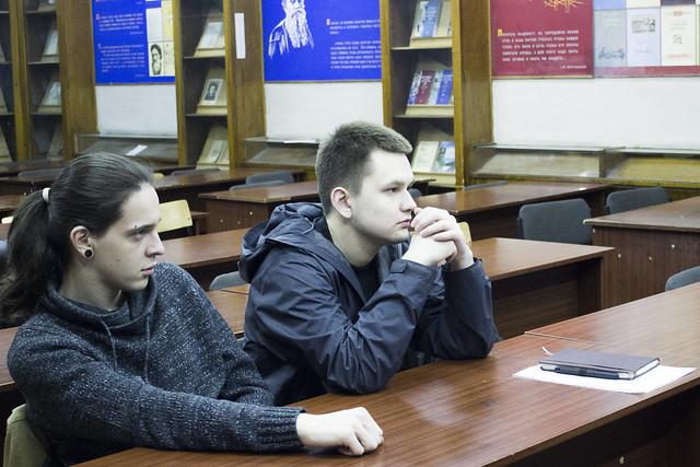 Мар 16 2017 - 17:39 - Вечер «Калевалы» в Литературном институте