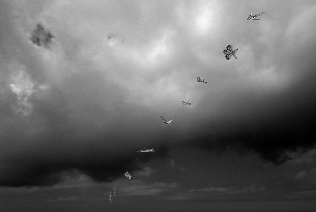 aquiloni e  nuvoloni