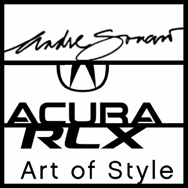 "2013 Acura Rlx: The Acura RLX ""Art Of Style"" Tour Pairs Acura's All-new Fl"