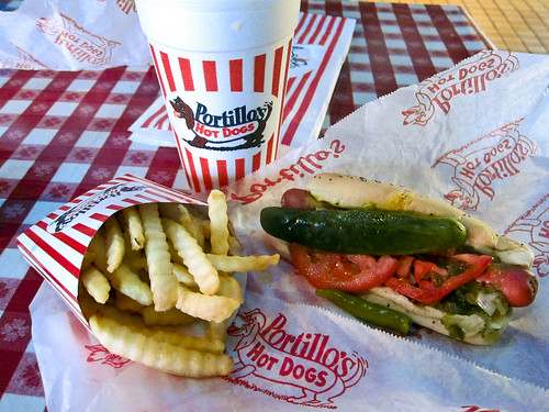 Portillo's Hot Dogs | Chicago-Style Hot Dog | by CarbZombie