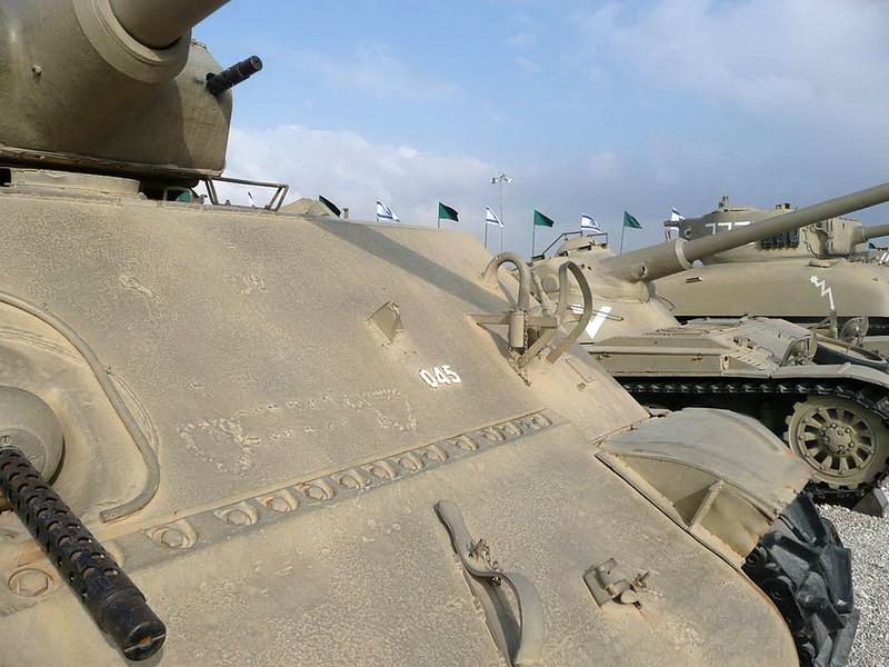 M-50 Super Sherman (7)