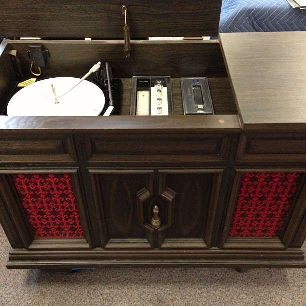 Turntable console unit repair Denver  8 track repair Denve