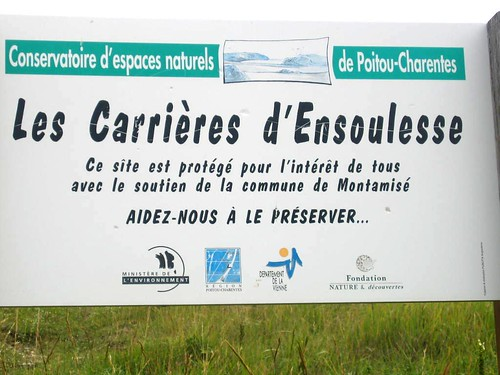 CARRIERES ENSOULESSE