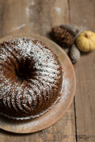 bundt cake de boniato | by Ivana Rosario ·