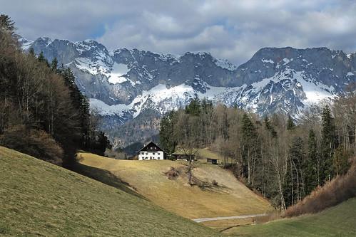 germany bavaria berchtesgadenerland untersberg