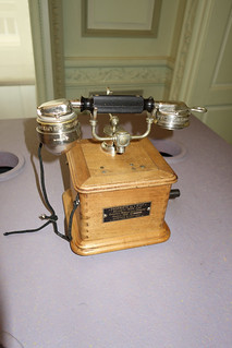 Antique state telephone