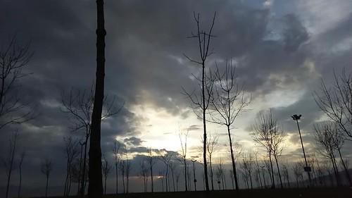 sunset sol atardecer soldetarde beach cityscape landscape manzara marmaradeniz