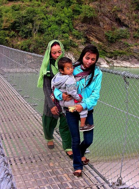 NEPAL, Auf dem Weg nach Pokhara, 16007/8268