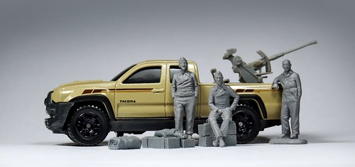 Matchbox - Best Friend Forever (Toyota Tacoma) Photo