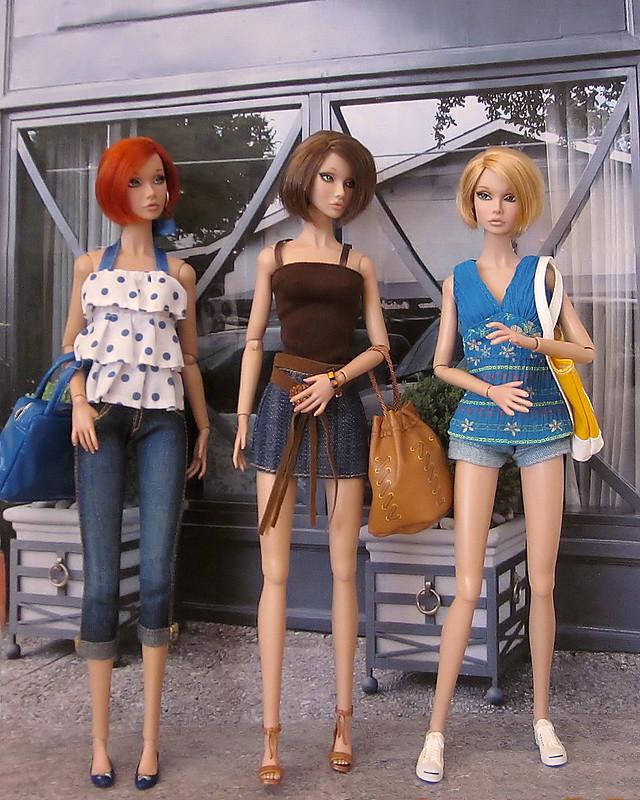 Annie, Maggie, & Charlie