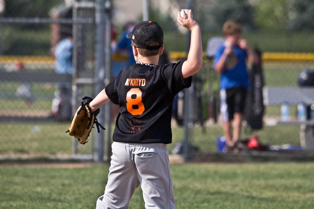 Westfield youth Baseball - 6-24-2013
